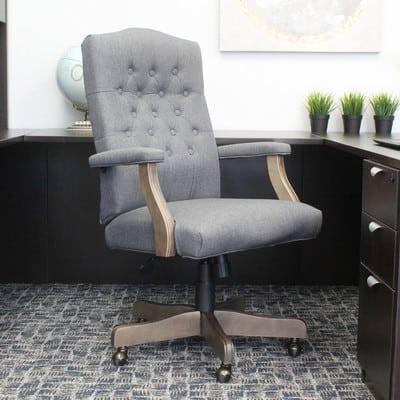 kursi kantor minimalis modern