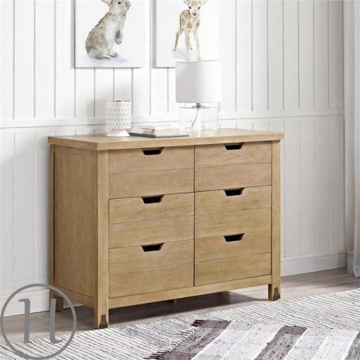 baby tafel / Drawer kayu minimalis