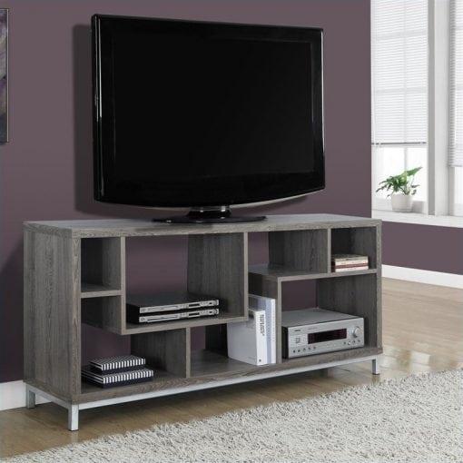 buffet tv kayu minimalis
