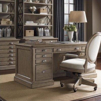 meja kantor klasik