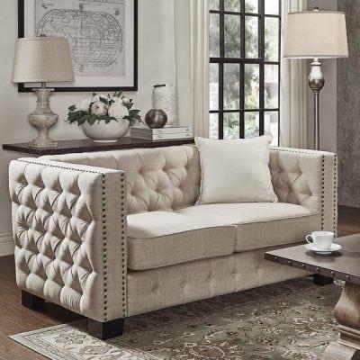 Sofa Tamu Mewah 2 Dudukan