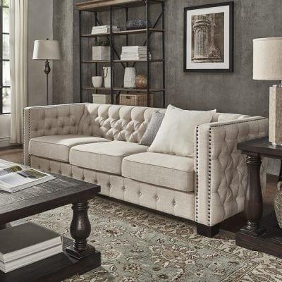 Sofa Tamu Mewah 3 Dudukan