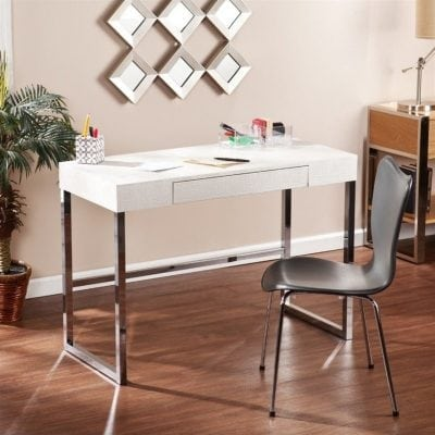 meja kantor minimalis modern