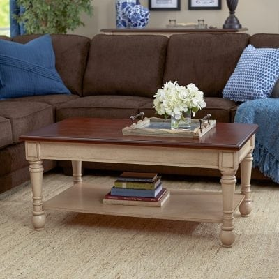 meja tamu kayu