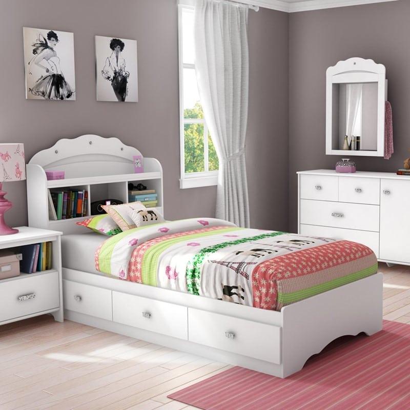 Set Ranjang Anak Perempuan Terbaru 2017 Furniture Kamar