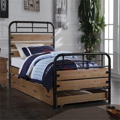 Tempat Tidur Anak Besi