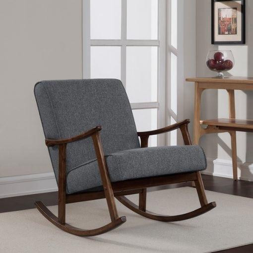 kursi santai kayu