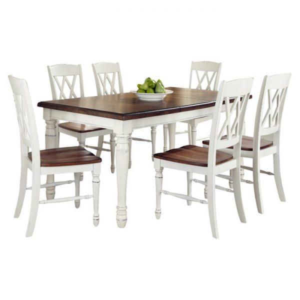 set meja makan 6 kursi minimalis