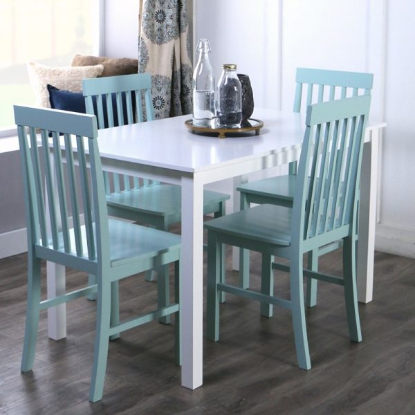 set meja makan minimalis terbaru