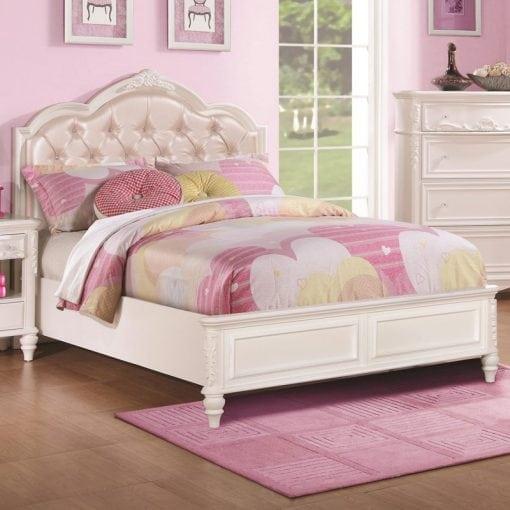 set ranjang anak perempuan