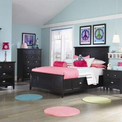 furniture set tempat tidur anak remaja