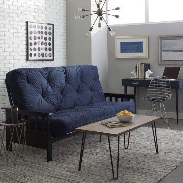 sofa modern mewah 2 dudukan