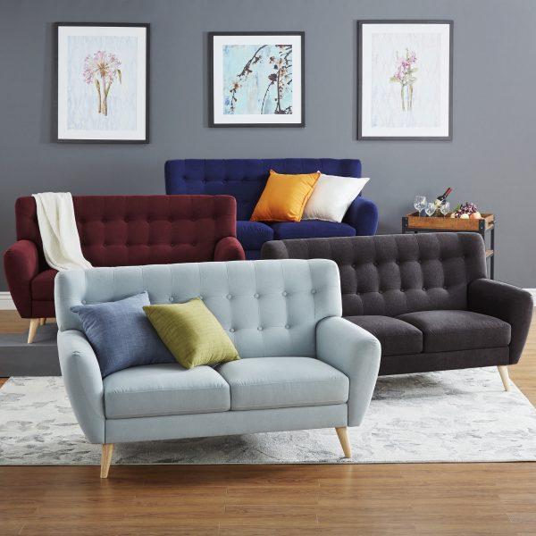 sofa modern jati scandinavian