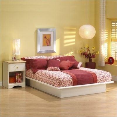 tempat tidur minimalis nico