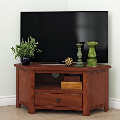 Buffet TV Jati Minimalis