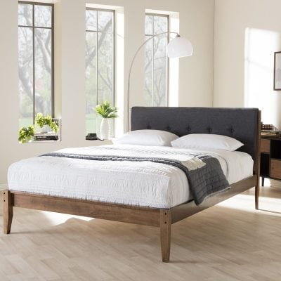 Tempat Tidur Kayu Minimalis Terbaru