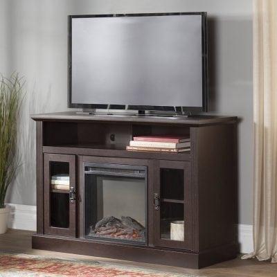 Bufet TV Kayu Jati Minimalis