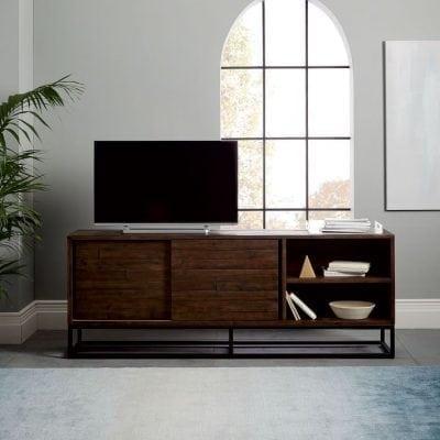 Bufet TV Rangka Besi Minimalis