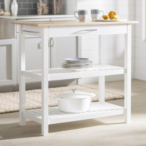 Meja Dapur Sederhana Minimalis Modern