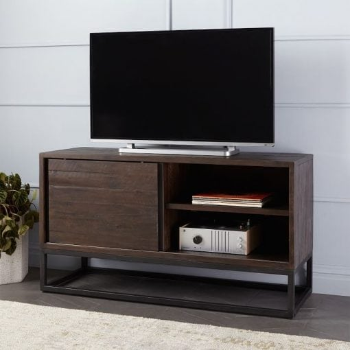 Meja TV Industrial Minimalis Modern