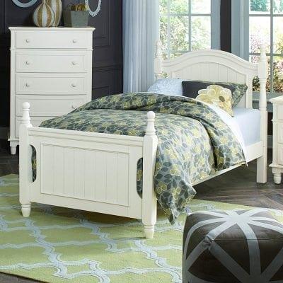Satu Set Tempat Tidur Anak Perempuan