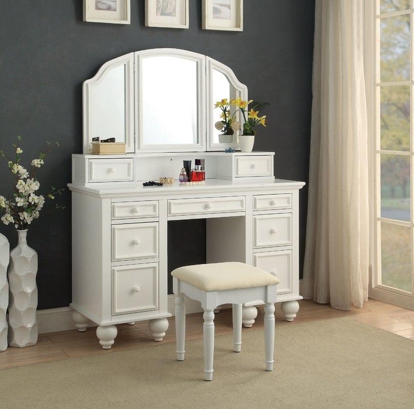 Furniture Meja Rias Minimalis Modern - Design Rumah ...