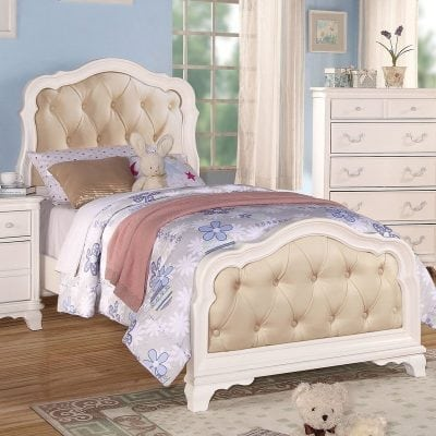 Set Tempat Tidur Anak Perempuan Modern