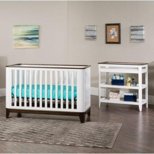 Set Tempat Tidur Bayi Sederhana Minimalis