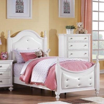 Tempat Tidur Anak 1 Set Terbaru (1)