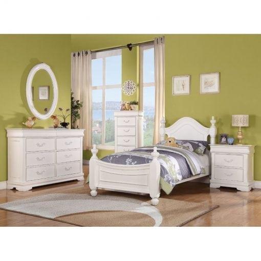 Tempat Tidur Anak Satu Set (2)