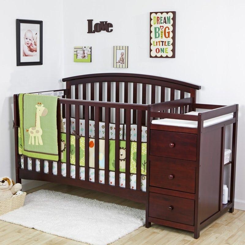 Tempat Tidur Bayi Plus Baby Tafel Jepara Heritage