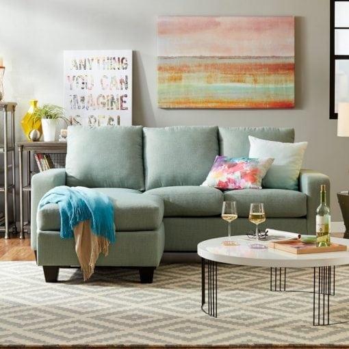 Kursi Tamu Sofa Sudut Minimalis (2)