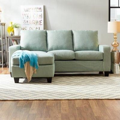 Kursi Tamu Sofa Sudut Minimalis
