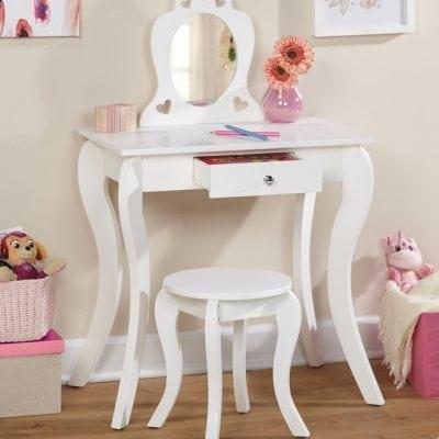 Meja Rias Anak Kecil
