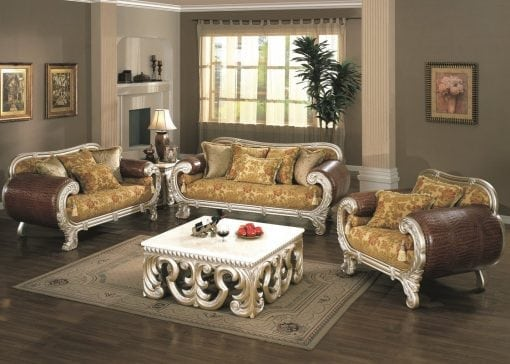 Meja Tamu Furniture Jepara 2
