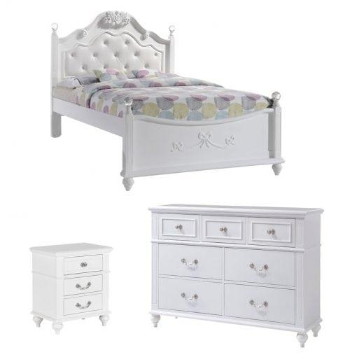 Set Tempat Tidur Anak Anak (2)