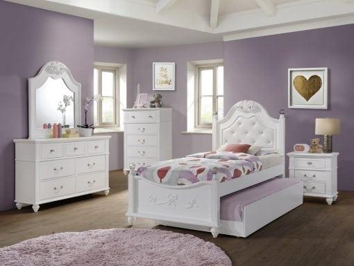 Set Tempat Tidur Anak Anak (3)