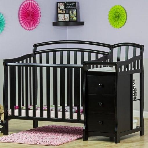 Tempat Tidr Bayi Plus Baby Tafel