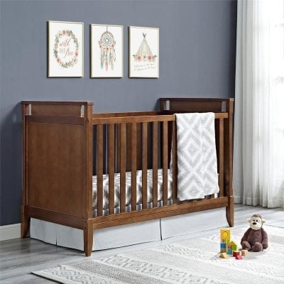 Tempat Tidur Anak Bayi Kayu Jati