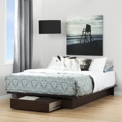 Tempat Tidur Minimalis Berlaci Rayyan