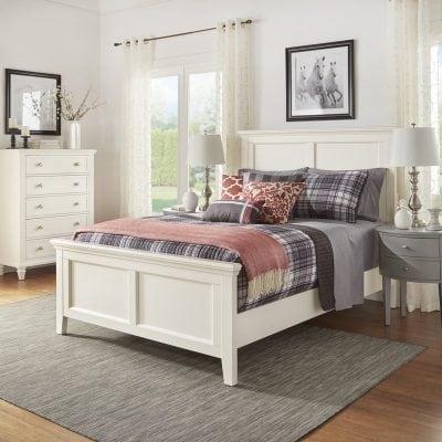 Tempat Tidur Minimalis Perempuan
