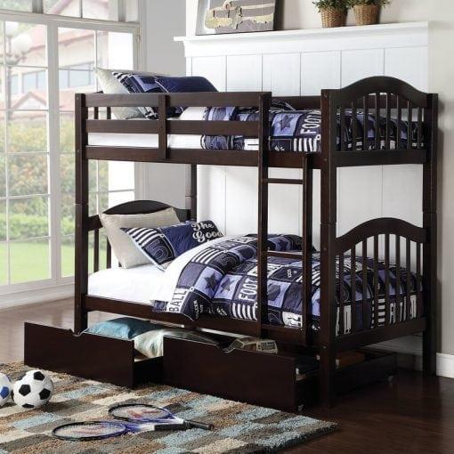 Tempat Tidur Susun Anak Berlaci (2)