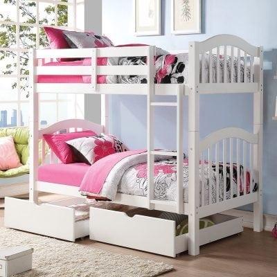Tempat Tidur Susun Anak Berlaci