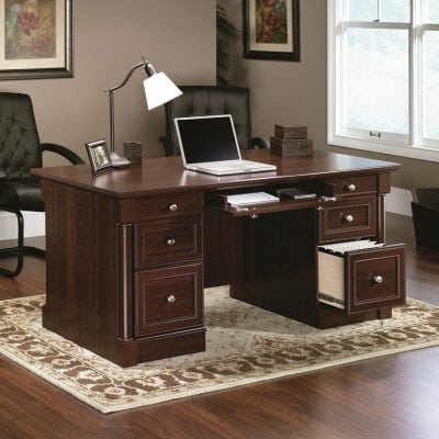 Meja Kantor Direktur Elegant