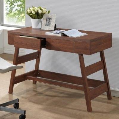 Meja Kerja Rumah Sederhana