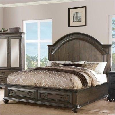 Tempat Tidur Jati Elegant
