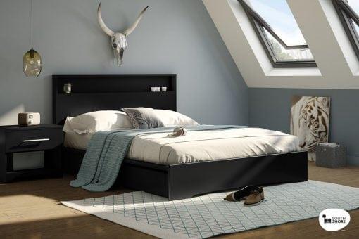 Tempat Tidur Minimalis Ala Jepang (2)