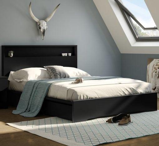 Tempat Tidur Minimalis Ala Jepang