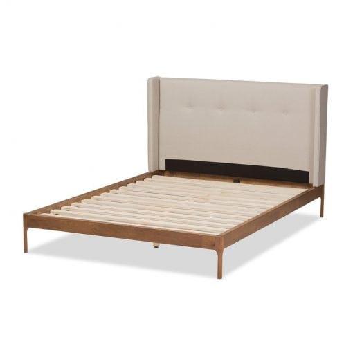 Tempat Tidur Minimalis Kayu (2)
