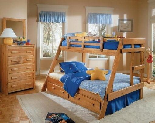 Tempat Tidur Tingkat Gibran (2)